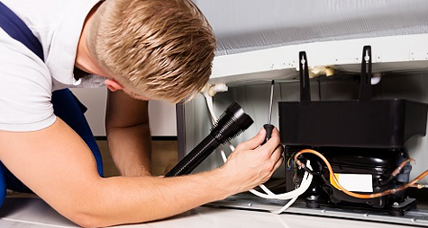 Frigidaire and Whirlpool Refrigerator Repair in Dallas